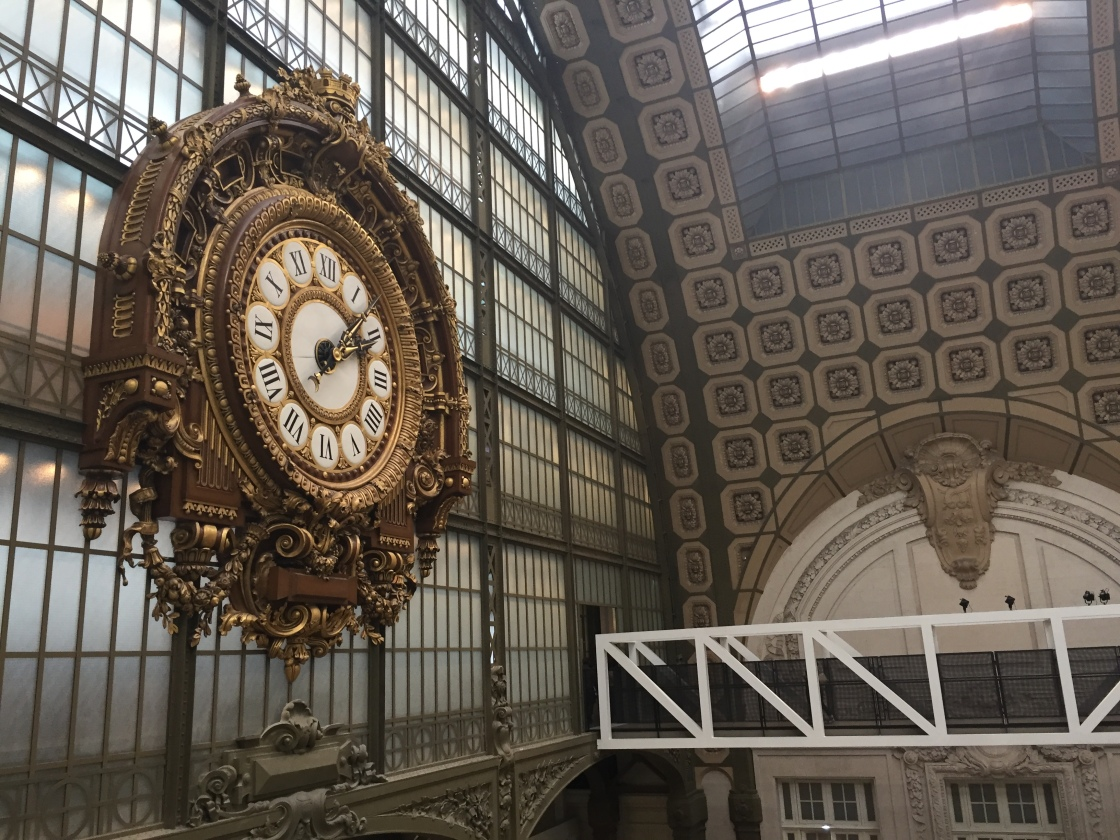 dorsay-clock